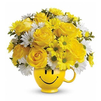 Picture of Be Happy Bouquet