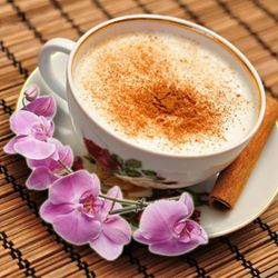 Sahlab, Orchid derived hot drink